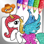 Coloring Games for Kids -Tashi (MOD, Unlimited Money) 1.19