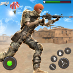 Counter Attack Gun Strike: FPS Shooting Games 2020 (MOD, Unlimited Money) 1.6
