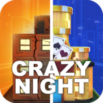 Crazy Night:Idle Casino Tycoon (MOD, Unlimited Money) 0.35