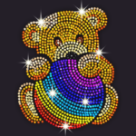 Diamond Coloring Sequins Art & Paint by Numbers  (MOD, Unlimited Money) 1.5.3