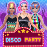 Disco Party Dancing Princess Games – Prom Night (MOD, Unlimited Money) 3.0