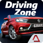 Driving Zone: Russia (MOD, Unlimited Money) 1.32