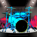 Drum Hero (rock music game, tiles style) (MOD, Unlimited Money) 2.4.1