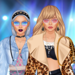 Fashion Videoblogger Makeover – Dress Up & Makeup (MOD, Unlimited Money) 1.1