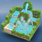 Flow Water Fountain 3D Puzzle (MOD, Unlimited Money) 1.2