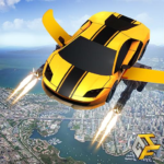 Flying Robot Car Games – Robot Shooting Games 2020 (MOD, Unlimited Money) 2.1