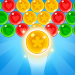 Happy Bubble: Shoot n Pop (MOD, Unlimited Money) 20.1029.09