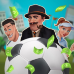 Idle Soccer Tycoon – Free Soccer Clicker Games (MOD, Unlimited Money) 4.0.1