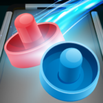 (JP ONLY) Air Hockey: Hit the Puck (MOD, Unlimited Money) 1.593
