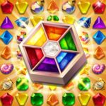 Jewels Fantasy : Quest Temple Match 3 Puzzle (MOD, Unlimited Money) 1.8.4