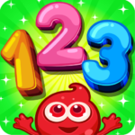 Learn Numbers 123 Kids Free Game – Count & Tracing (MOD, Unlimited Money) 2.9