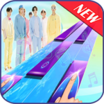 Life Goes On BTS Piano Game Magic (MOD, Unlimited Money) 1.3