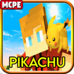 Mod Pikachu & Eevee – Pixelmon for Minecraft PE (MOD, Unlimited Money) 4.2