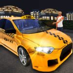 Modern City Taxi Simulator: Car Driving Games 2020 (MOD, Unlimited Money) 2.5