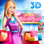 My Boutique Fashion Shop Game: Shopping Fever (MOD, Unlimited Money) 10.0.4