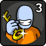 One Level 3: Stickman Jailbreak (MOD, Unlimited Money) 1.8