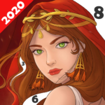 Paint Color: Coloring by Number for Adults (MOD, Unlimited Money) 6.3.2