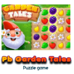 Pb Garden Tales | Puzzle Game | Colorful match 3 (MOD, Unlimited Money) 1.0.13