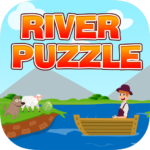 River Puzzle – IQ Test Mind (MOD, Unlimited Money) 2.5