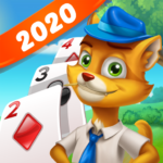 Solitaire: Forest Rescue TriPeaks (MOD, Unlimited Money) 2.0.37