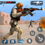 Special Ops 2020: Multiplayer Shooting Games 3D   (MOD, Unlimited Money) 1.1.3