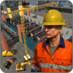 Supermarket Construction Games:Crane operator (MOD, Unlimited Money) 1.6.0