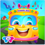 The Wheels on the Bus – Learning Songs & Puzzles (MOD, Unlimited Money) 1.1.0