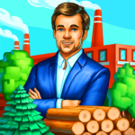 Timber Tycoon Factory Management Strategy  (MOD, Unlimited Money) 1.1.7