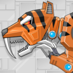 Toy Robot Rampage Smilodon War (MOD, Unlimited Money) 3.6
