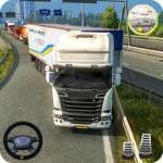 US Heavy Modern Truck: Grand Driving Simulator 3D (MOD, Unlimited Money) 1.0