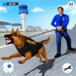 US Police Dog 2019: Airport Crime Shooting Game (MOD, Unlimited Money) 2.4