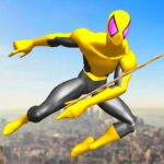 Vice City Spider Rope Hero Powers- Free games 2020 (MOD, Unlimited Money) 1.0.1