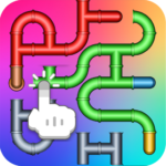 Waters Tube Puzzle – Connect The Pipes:Free Puzzle (MOD, Unlimited Money) 1.3