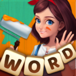Word Home Proj & Project Makeover Design Game   (MOD, Unlimited Money) 1.0.19