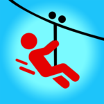 Zipline Valley – Physics Puzzle Game (MOD, Unlimited Money) 1.9.2