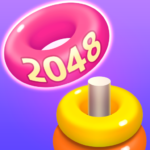 2048 Hoops (MOD, Unlimited Money) 1.2.1