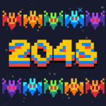 2048 INVADERS (MOD, Unlimited Money) 1.0.8