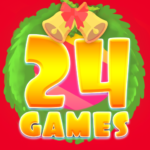 24 Games til X-MAS – Advent Calendar (MOD, Unlimited Money) 1.0
