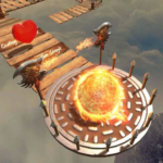3D Ball Balancer Extreme Balance In Space   (MOD, Unlimited Money) 21.2.21