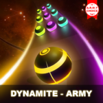 BTS ROAD : ARMY Ball Dance Tiles Game 3D   (MOD, Unlimited Money) 4.0.0.1