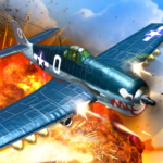 Air Combat Pilot: WW2 Pacific (MOD, Unlimited Money) 1.11.005