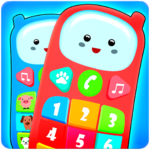 Baby Phone for Kids. Learning Numbers for Toddlers (MOD, Unlimited Money) 1.70