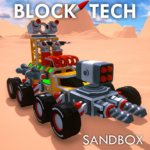 Block Tech : Tank Sandbox Craft Simulator Online (MOD, Unlimited Money) 1.8