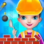 Builder Tycoon: City Builder Game for Girls & Boys (MOD, Unlimited Money) 1.0