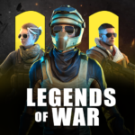 Call of Legends War Duty – Free Shooting Games (MOD, Unlimited Money) 2.5