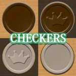 Checkers 〜Dokodemo version〜 (MOD, Unlimited Money) 1.0.3