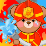 Children's Fire Truck Game – Firefighter Game (MOD, Unlimited Money) 1.0.5
