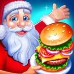 Christmas Fever : Cooking Star Chef Cooking Games  1.2.4