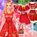 Christmas Princess Dress Up Games For Girls (MOD, Unlimited Money) 1.0