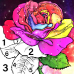 Color By Number & Paint By Number – Coloring Book (MOD, Unlimited Money) 5.0